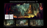 Thumbnail Dynamic Environment Design in Photoshop